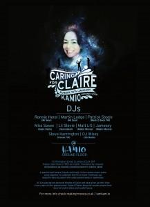 caringforclaire